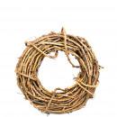 Grape wreath, diameter 50cm, nature